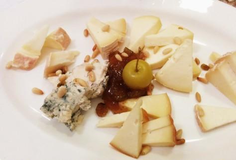 Post quesos