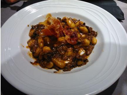 Restaurante Tarkarí: ¿Ooootro italiano más?