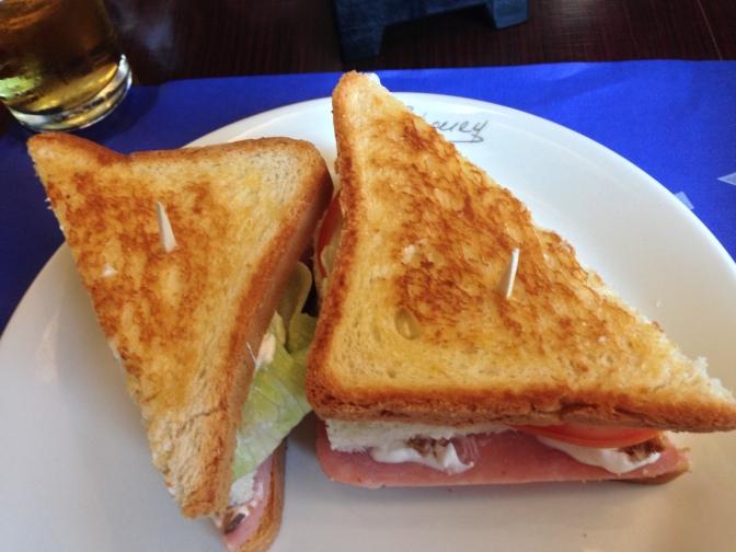 Siboney: Galería del sandwich