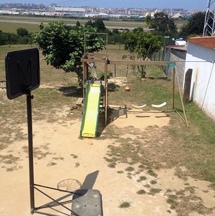 Zona de juego para niños