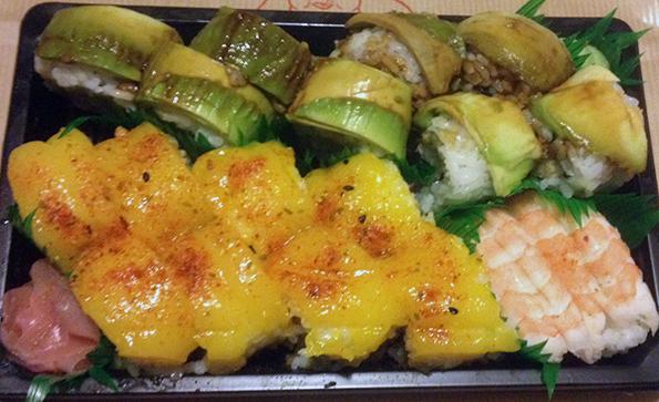Sumo, el novato que llego para reinar en el sushi santanderino