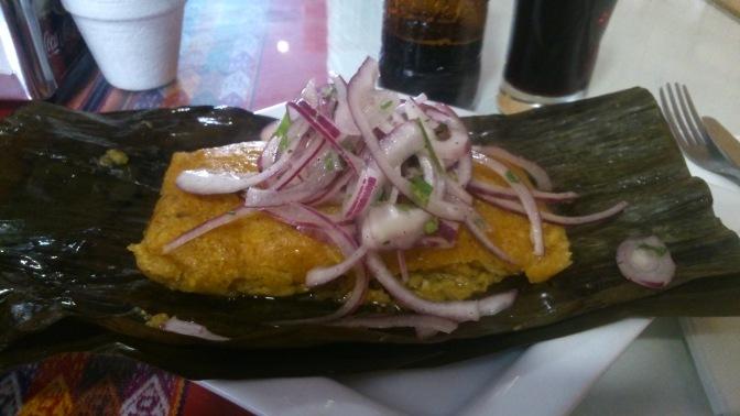 La mar brava: un viaje al Perú